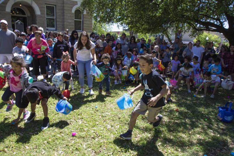 Urbana Easter Egg Hunt is noon on Saturday