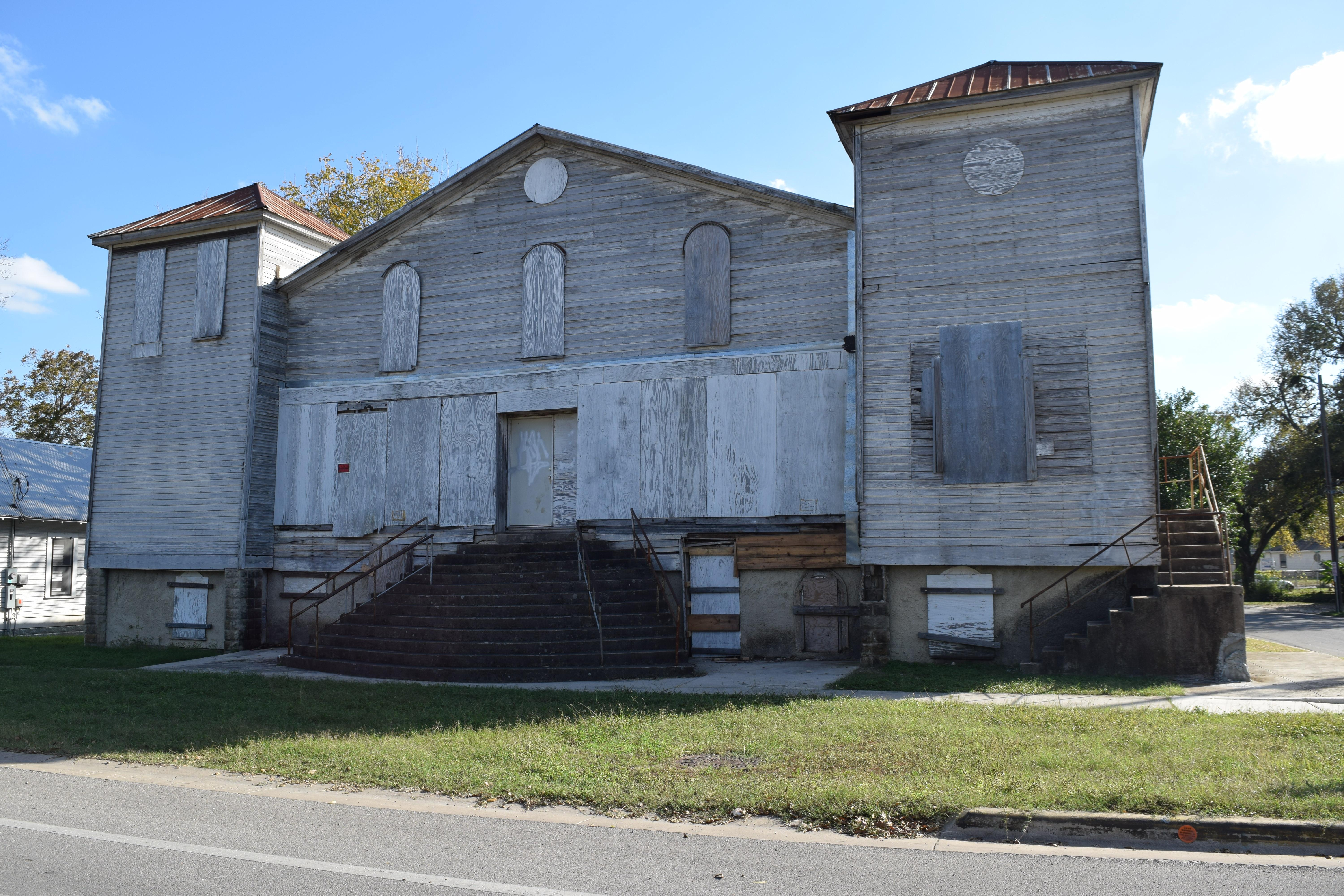 Grant to help fund preservation of Old First Baptist Church