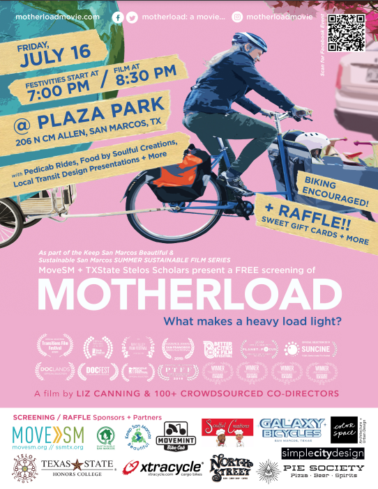 Sustainable Summer Film Series continues Friday with screening of MOTHERLOAD