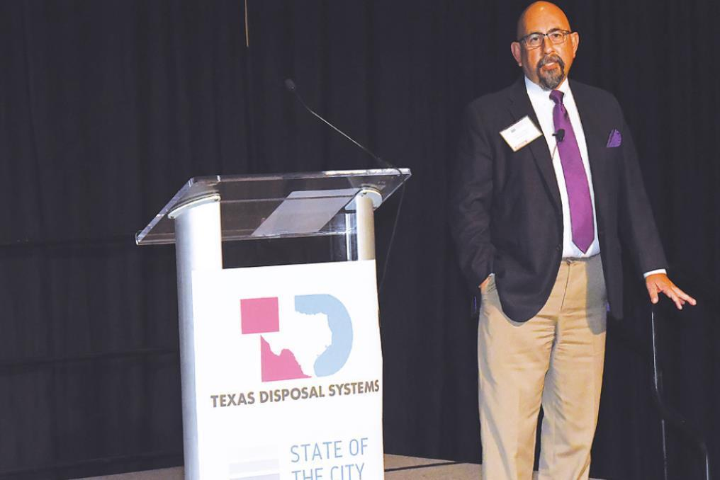 Mayor, SMCISD Superintendent highlight State of the City