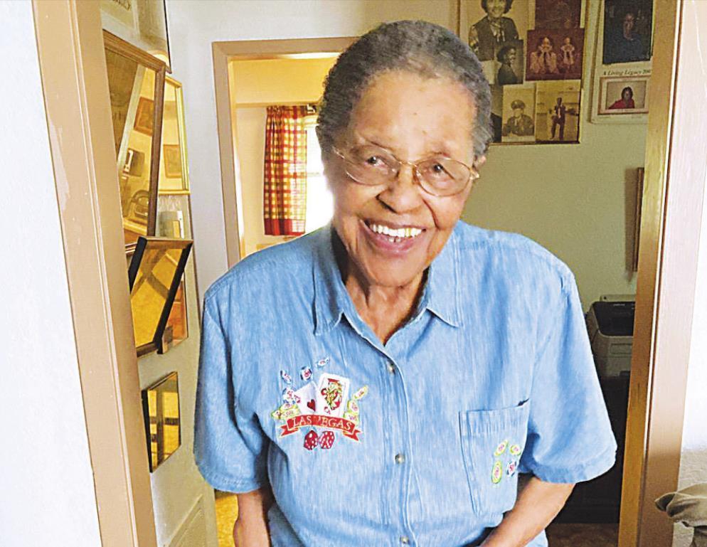San Marcos celebrates the life of legendary citizen Ollie Hargis Giles