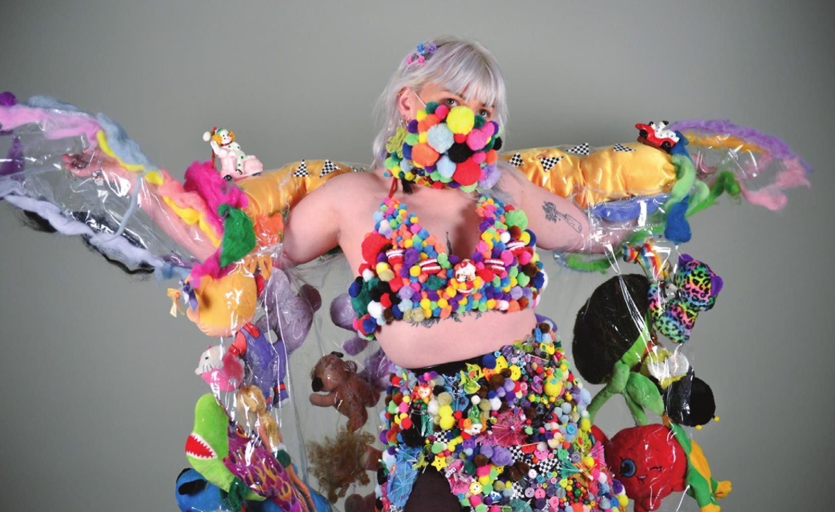 Texas State online art exhibit explores struggle between individual inspiration, societal expectation