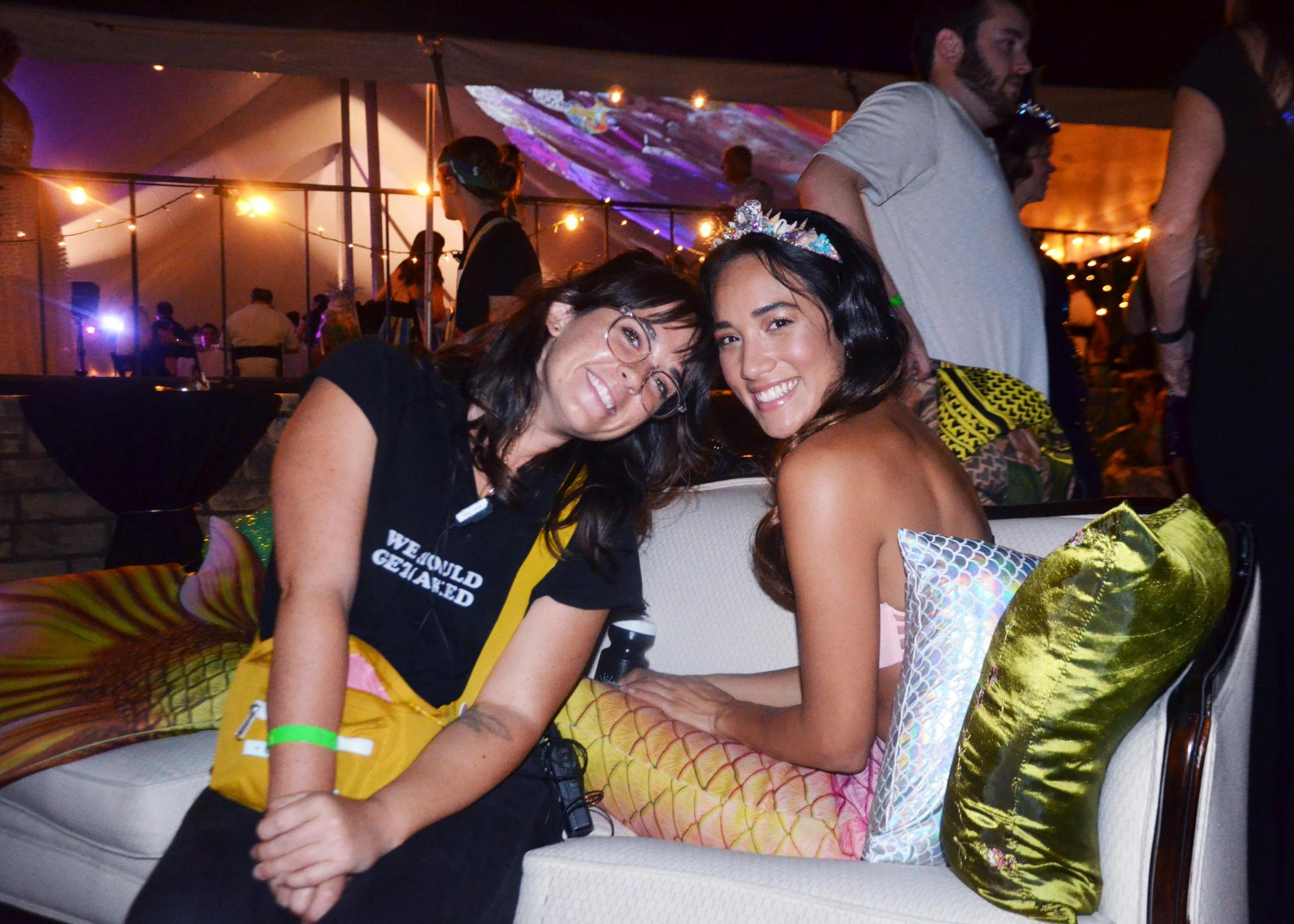 4th Annual Mermaid Society Art Ball 2019, Photo by Colton Ashabranner