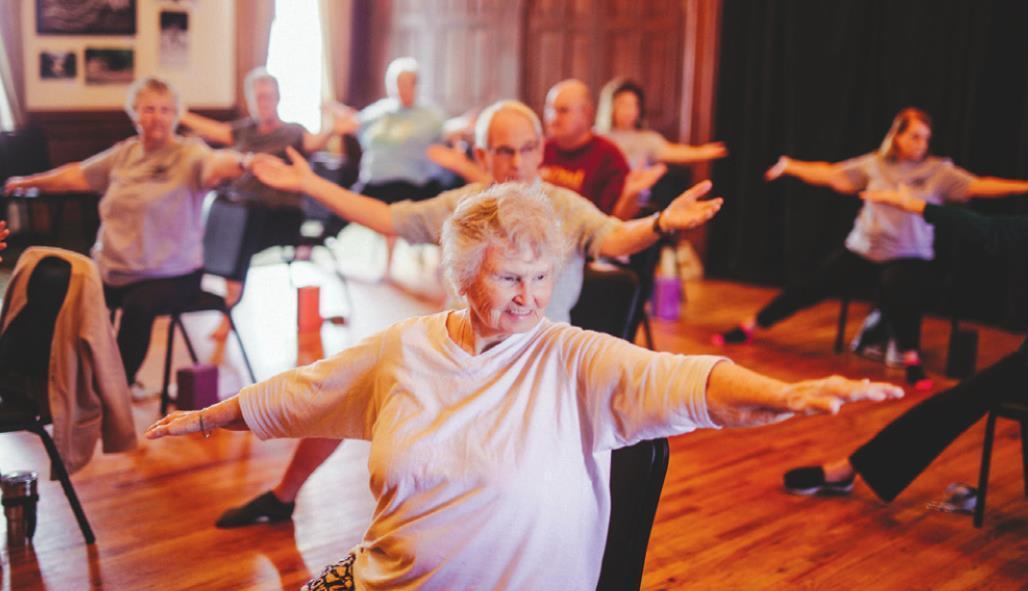 Zumba, tai chi, yoga returning to Price Center
