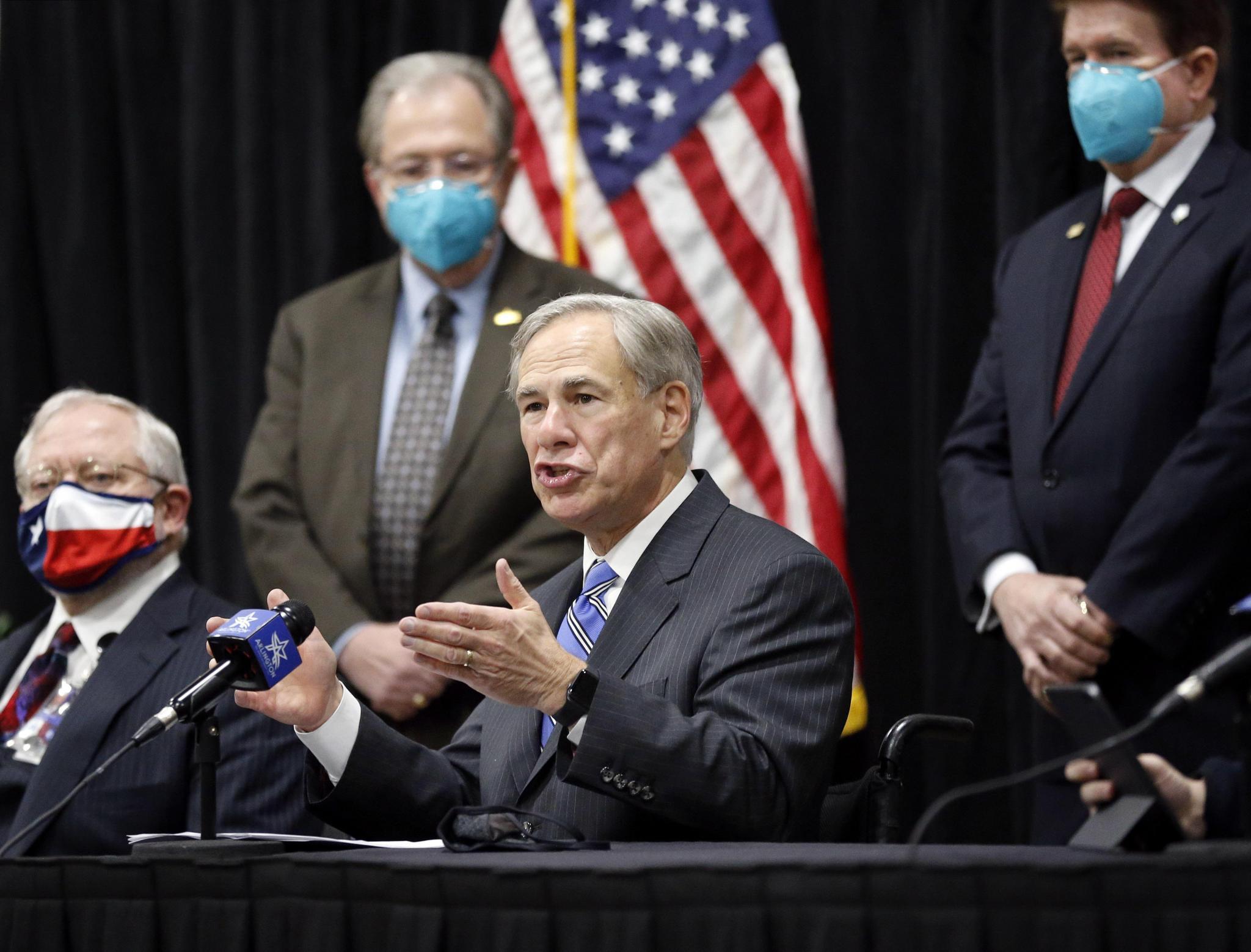 Gov. Greg Abbott, Mask Mandate, San Marcos, San Marcos News, San Marcos Record