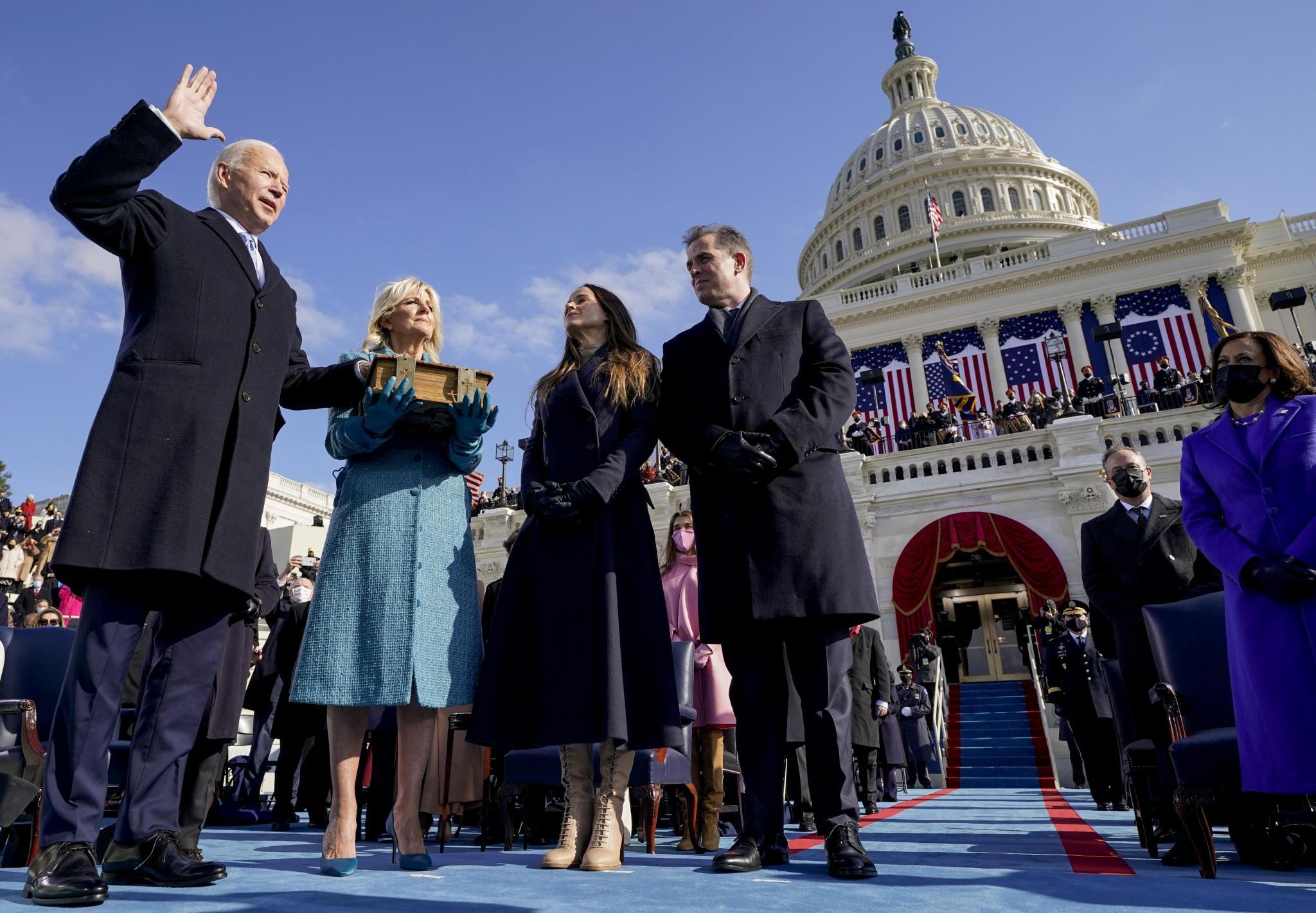 Joe Biden, President Joe Biden, 46th President of the United States, Jill Biden