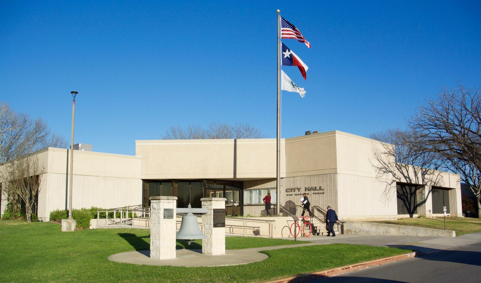 City of San Marcos, City Council, Amazon Warehouse