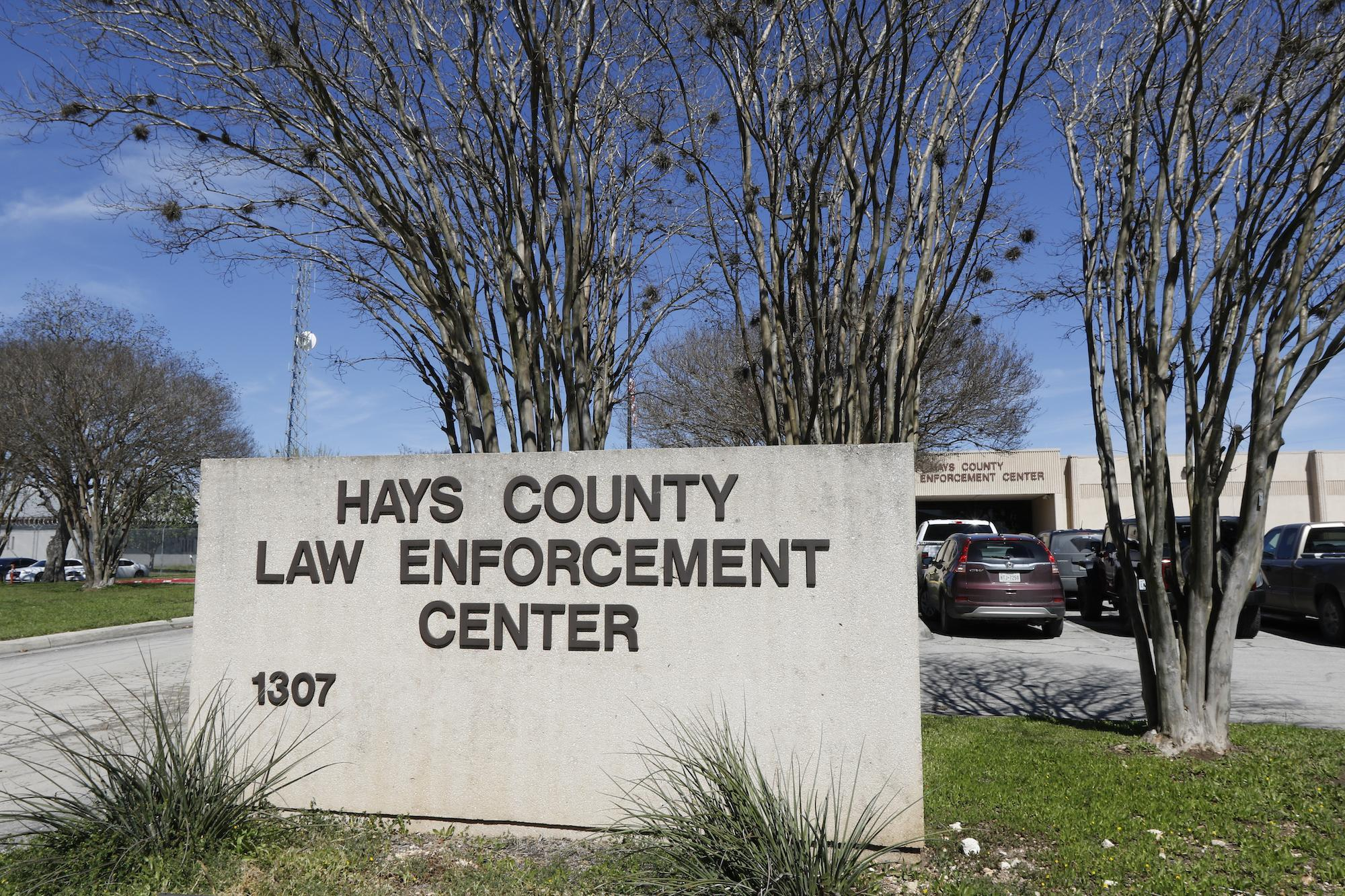 Hays County Jail outsourcing numbers continue to increase