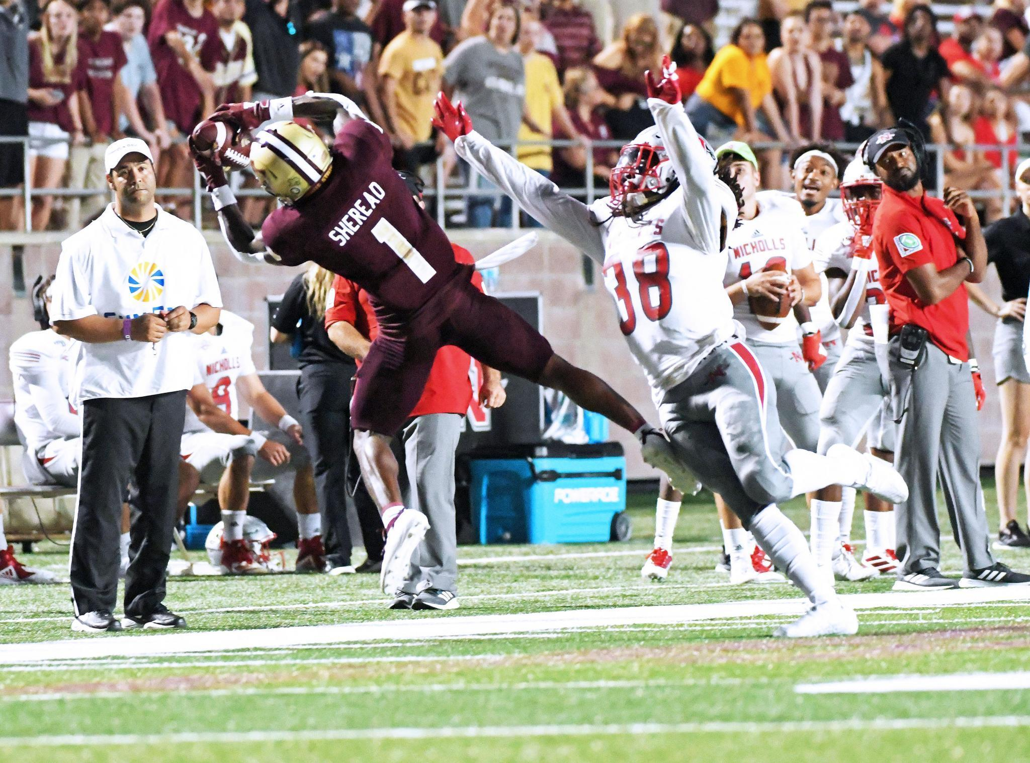 Live Blog Final Ulm 24 Texas State 14 San Marcos Record