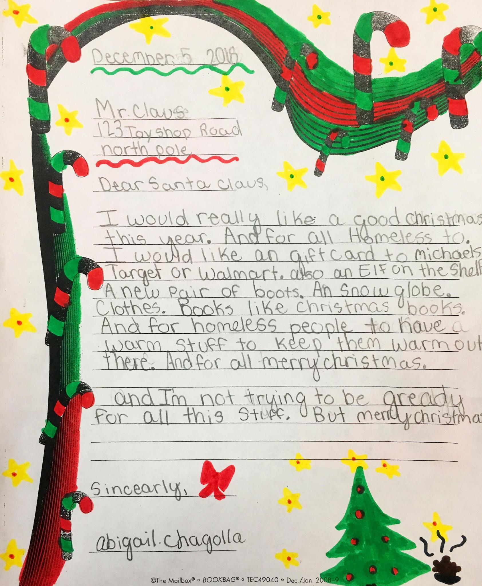e8114e200e44 Letters to Santa