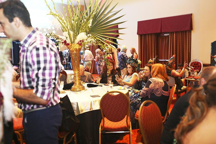 Mermaid Society Art Ball 2018 San Marcos, TX