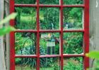 Recycled treasures create garden beauty