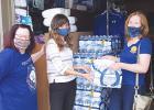 San Marcos Bluebonnet Lions assist Hays-Caldwell Women's Center