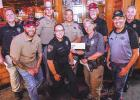 Tip-a-Cop fundraiser brings in $2K for Special Olympics Texas