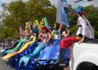 Mermaid Society SMTX, Mermaid Parade, Mermaid Promenade