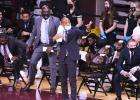 Texas State Men's Basketball, Terrence Johnson, TXST, Bobcat, Bobcats, Basketball, San Marcos
